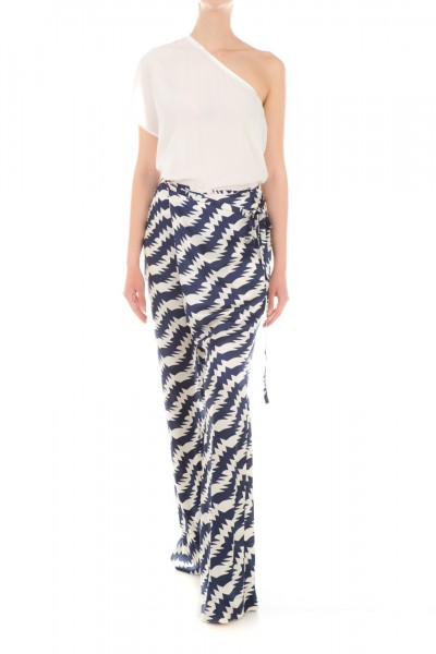 Jucca  Patterned trousers J2314034