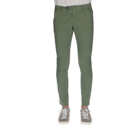 Roy Rogers  PANT NEW ROLF ROMBO ROY ROGERS Verde Militare 321816_1411759