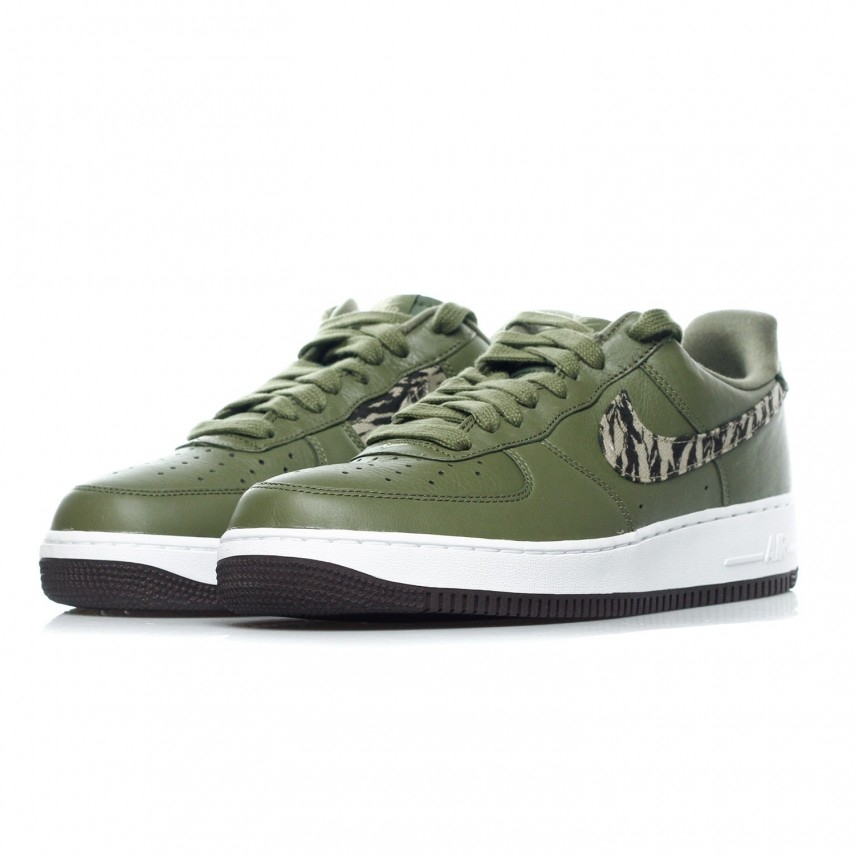Nike Air Force 1 Aop Prm Donna Uomo Medium Olive Khaki