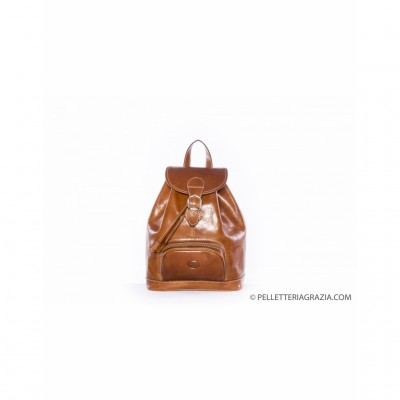 D'Anna  NATURAL LEATHER BACKPACK 228061_990193