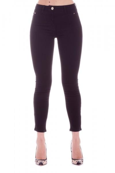 Elisabetta Franchi  Black skinny jeans PJ08S91E2 Black denim