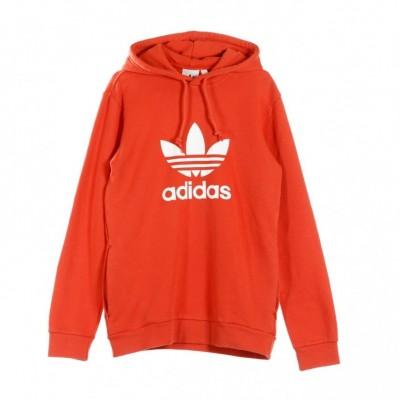 Adidas  FEPA CAPPUCCIO TREFOI HOODY TRACE SCARET/WHITE 311087_1359871