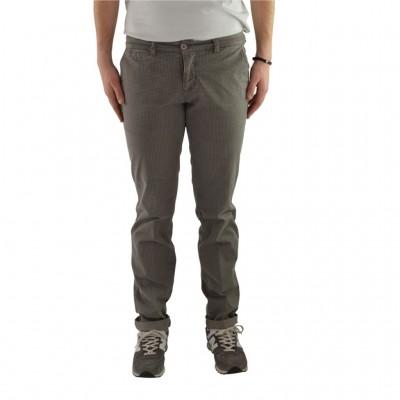Vincent  Vincent Men's Cotton Pants Narrow Leg 136 BEIGE 155494_986038