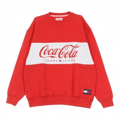 Tommy Hilfiger  FEPA GIROCOO TOMMY X COCA COA SWEAT RED/BRIGHT WHITE 318366_1393791