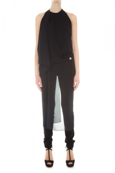 Mangano  Vyvian jumpsuit in jersey fabric P16PMNG00212
