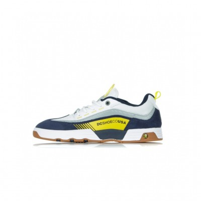 DC shoes  SCARPE SKATE LEGACY 98 SLIM S WHITE/YELLOW/BLUE 307579_1345807