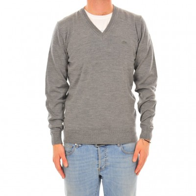 Lacoste  Shirt Lacoste Man Pullover UWC STONE CHINE 155690_987486