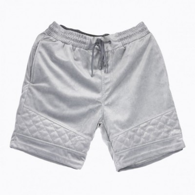 Cayler & Sons  PANTALONE CORTO NEW AGE VELOUR SHORTS GRIGIO 292693_1285859