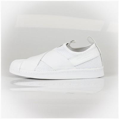 Adidas  LOW SHOE W SUPERSTAR SLIP ON WHITE / WHITE 292718_1285947