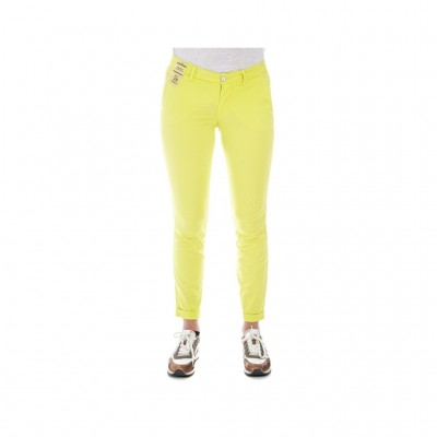 Rehash  Lightweight slim fit trousers YELLOW 267736_1148193