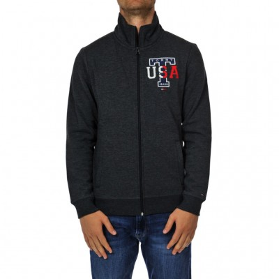 Tommy Hilfiger  Fepa Tommy Hifiger Uomo Track Jacket 078 TOMMY BACK 285991_1257658