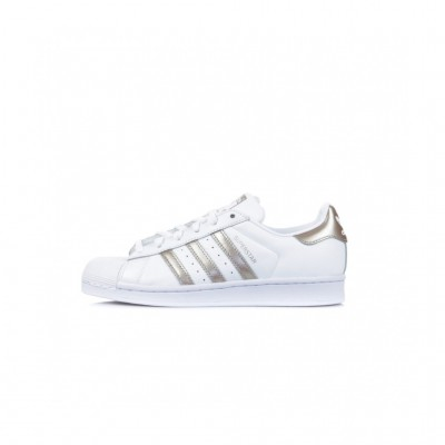 Adidas  SCARPA BASSA SUPERSTAR W WHITE/CYBER METALLIC/WHITE 322135_1413443