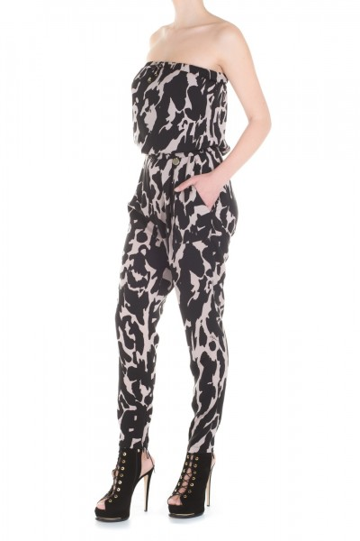Mangano  Dappled jumpsuit P16PMNG00124