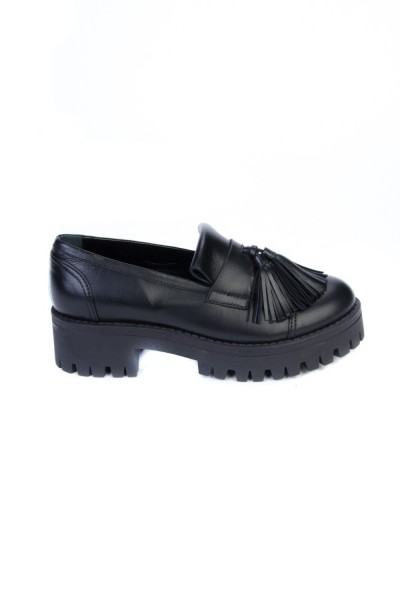 Carla G  Loafers with tassels NOPE61