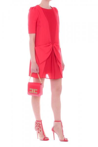 Elisabetta Franchi  Mini abito con fiocco sul fronte AB80792E2 Ribes