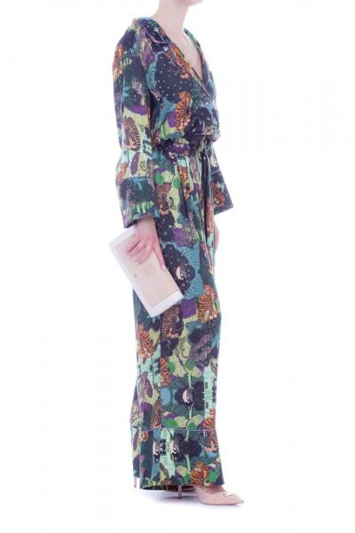 Motel  Oriental pattern jacket DPGI03310 Fantasia