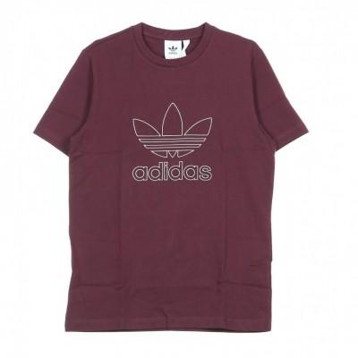 Adidas  OUTINE TEE MAROON T-SHIRT 311619_1362153