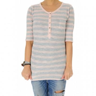 Tommy Hilfiger  Toy Hilfiger Three Quarter Sleeve T-shirt 272 PEACH 155587_986742
